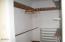 370 NE Williams Ave, Depoe Bay, OR 97341 - Walk in closet at master