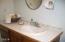 370 NE Williams Ave, Depoe Bay, OR 97341 - Master bath vanity