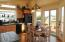 206 NW Alsea Bay Dr, Waldport, OR 97394 - Kitchen/ Dining