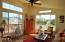 206 NW Alsea Bay Dr, Waldport, OR 97394 - Living Gas Fireplace