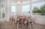 2729 SW Anchor Ave, Lincoln City, OR 97367 - Dining area with Ocean view