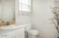 2729 SW Anchor Ave, Lincoln City, OR 97367 - Half bath