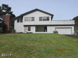 2280 S Crestline Dr, Waldport, OR 97394 - Front of house