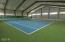 220 SW 60th Loop, South Beach, OR 97366 - Indoor Tennis Court