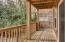 193 E Graham St, Toledo, OR 97391 - Back porch main level
