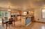 193 E Graham St, Toledo, OR 97391 - Dining room/Kitchen