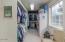 46940 Terrace Dr, Neskowin, OR 97149 - Master closet