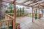 390 N Fawn Dr, Otis, OR 97368 - Backyard Deck