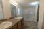 6010 NE Evergreen Ln, Newport, OR 97365 - master bath