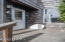 1205 SW 51st St, Lincoln City, OR 97367 - Unit 4 - Back Entrance