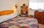 1130 NE Voyage Ave, Lincoln City, OR 97367 - Bedroom 2
