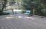 3240 NE Hideaway Ln, Yachats, OR 97498 - Front deck