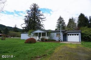 4184 Salmon River Hwy, Otis, OR 97368