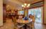 5154 NE Neotsu Dr, Neotsu, OR 97364 - West Side Dining area