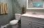 1184 NE Lake Drive, Lincoln City, OR 97367 - Main Level Bath 1.2