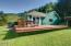 261 E Sjostrom Dr, Tidewater, OR 97390 - Home and deck