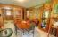 261 E Sjostrom Dr, Tidewater, OR 97390 - Dining Room