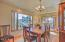 1276 NE Lakewood, Lincoln City, OR 97367 - Lake view dining room