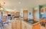 1276 NE Lakewood, Lincoln City, OR 97367 - Open plan main level