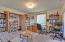 1276 NE Lakewood, Lincoln City, OR 97367 - Office area in bonus room