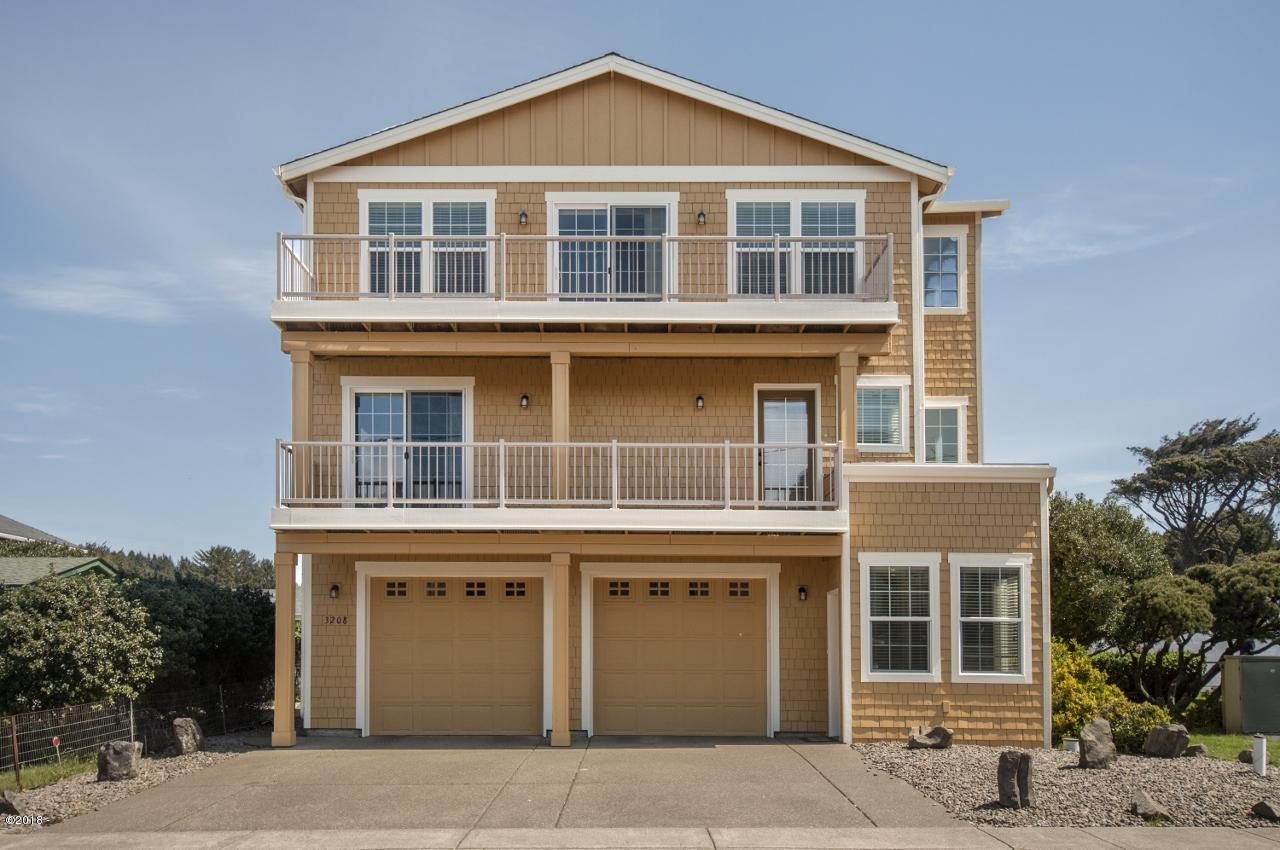 3208 NW Jetty Ave, Lincoln City, OR 97367 - Lovely Beach Home