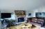 1905 NW Pine Crest Way, Waldport, OR 97394 - Living room upstairs