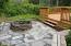 60 Ridge Pl, Depoe Bay, OR 97341 - Firepit