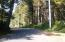 1905 NW Pine Crest Way, Waldport, OR 97394 - street frontage of acreage
