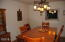 3329 E Five Rivers Rd, Tidewater, OR 97390 - Dining