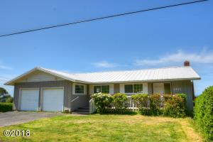 1411 King St, Yachats, OR 97498 - Front Of The Home