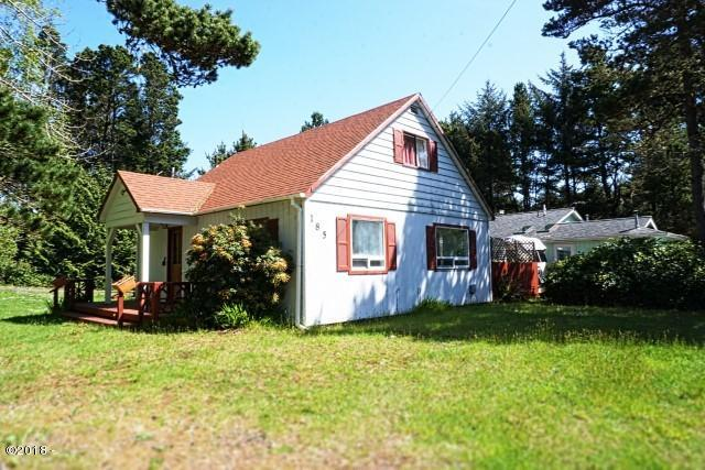 185 SW South Point Street, Depoe Bay, OR 97341 - Exterior Corner View