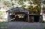 10720 Tillicum Loop, Neskowin, OR 97149 - Carport and wood storage