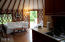 1266 N Yachats River Rd, Yachats, OR 97498 - yurt_kitchen