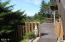 515 NW Terrace St, Waldport, OR 97394 - Gate to Rear Deck