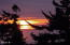 515 NW Terrace St, Waldport, OR 97394 - Purple Sunset