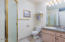 515 SW Edgewater, Depoe Bay, OR 97341 - Guest Bath
