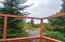 740 SE Bird Ave, Waldport, OR 97394 - Deck View