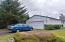 740 SE Bird Ave, Waldport, OR 97394 - Side View