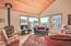 174 Jennifer Dr, Yachats, OR 97498 - Living room c