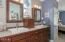 40 Evergreen Ct, Depoe Bay, OR 97341 - Master Bath