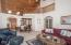 1430 SW Walking Wood, Depoe Bay, OR 97341 - Great Room & Formal Dining Room