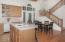 1430 SW Walking Wood, Depoe Bay, OR 97341 - Kitchen and Dining