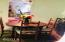 1480 NW Deer Dr, Toledo, OR 97391 - Dining room