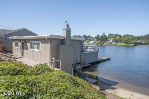 3453 NE Johns Loop, Neotsu, OR 97364 - Lakefront Home