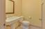 566 Fairway Dr, Gleneden Beach, OR 97388 - Main Powder Room