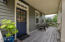 691 SW 26th Ln, Lincoln City, OR 97367 - Front Covered Porch