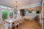691 SW 26th Ln, Lincoln City, OR 97367 - Dining area looking NW