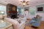 691 SW 26th Ln, Lincoln City, OR 97367 - Living room NW view