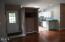 536 NE Alder St, Yachats, OR 97498 - Entry and kitchen