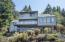 501 Beaver Pond Ln., Gleneden Beach, OR 97388 - West Side Exterior
